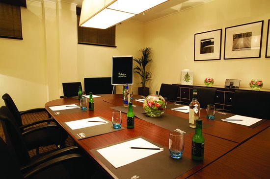 Malmaison Hotel: Meeting room