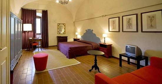 Donnini, Italie : Guest room