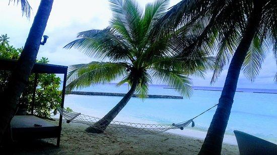 Veligandu Island Beach: Peaceful and idilic - Love this place