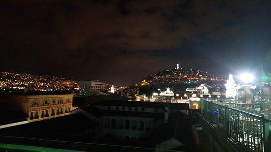 Vista Hermosa: Vista desde la terraza