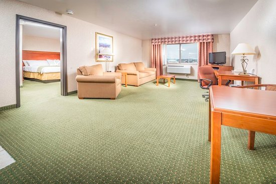 Holiday Inn Express & Suites - Gunnison: Guest room