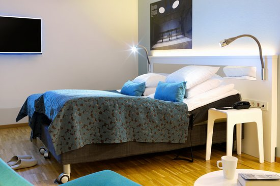 Scandic Hotel Opalen: Guest room