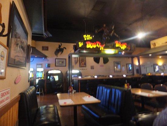 Golden West Restaurant Cozy Interior