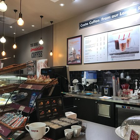 Pictures of Costa Coffee - Prague Photos