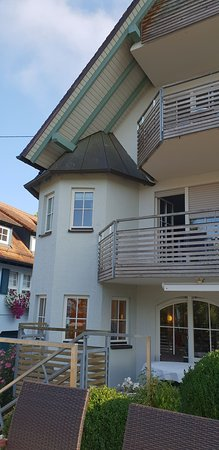 Pilgerhof und Rebmannshof Hotel-Restaurant: Zimmer mit Balkon