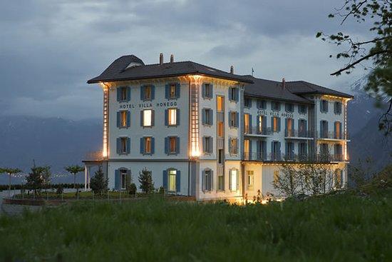 hotel villa honegg updated 2018 prices reviews switzerland ennetbuergen tripadvisor. Black Bedroom Furniture Sets. Home Design Ideas