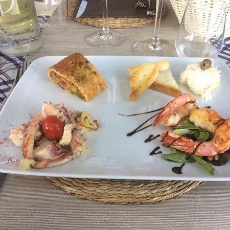 Ottima cucina di pesce!!!