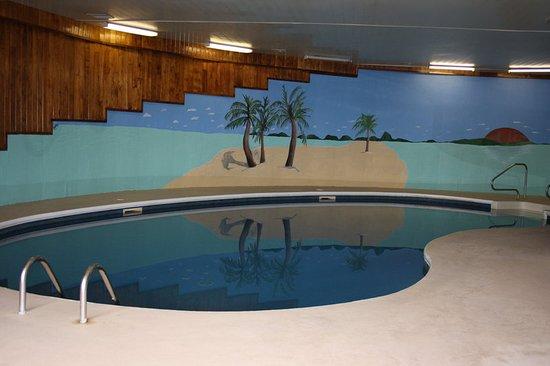 Florenceville-Bristol, แคนาดา: Pool