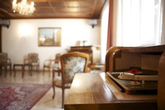 Hotel am Brillantengrund: Lobby