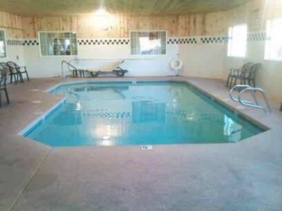 Omak, Etat de Washington : Pool