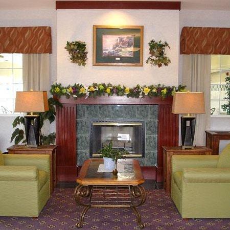 Omak, Etat de Washington : Lobby