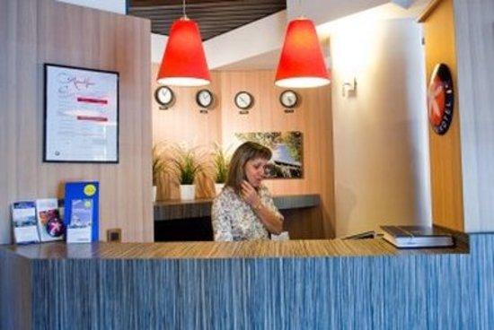 Hotel Republique : Lobby
