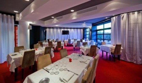 Hotel Republique : Restaurant