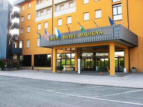 Grand Hotel Bologna Centro Congressi: Exterior