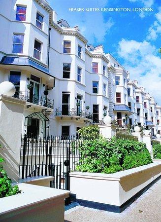 Fraser Suites Kensington: Exterior
