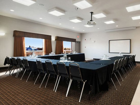 Melfort, Canadá: Meeting room