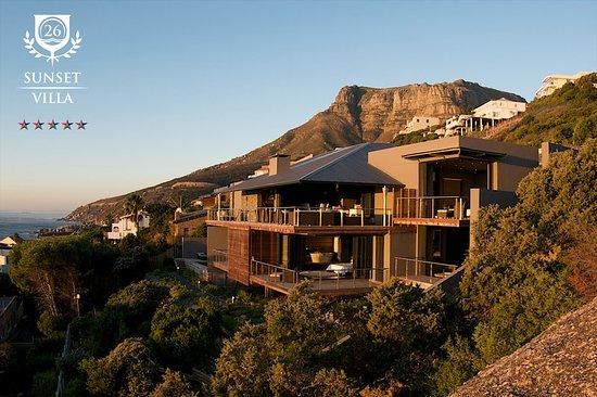 Llandudno, South Africa: Exterior