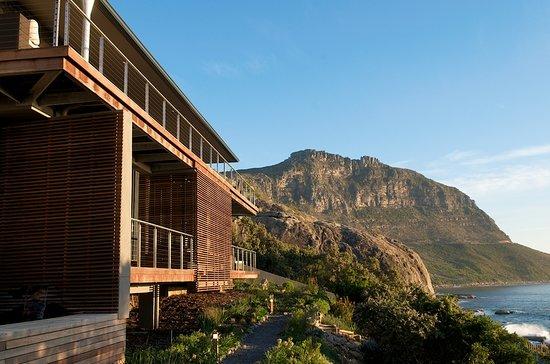 Llandudno, Sudáfrica: Exterior
