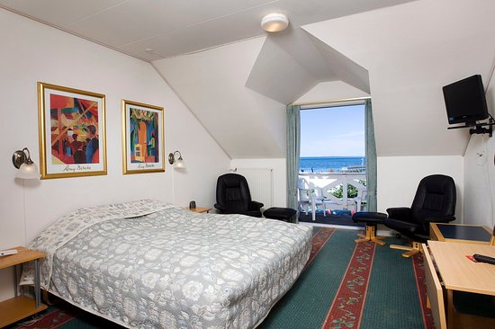 Hvalpsund, Danemark : Guest room