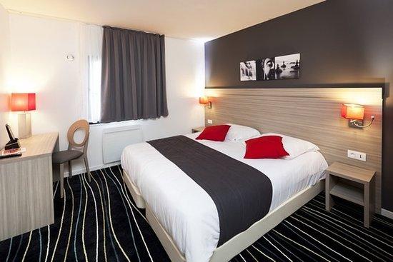 Villenoy, France: Guest room