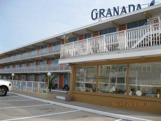 Granada Ocean Resort: Exterior