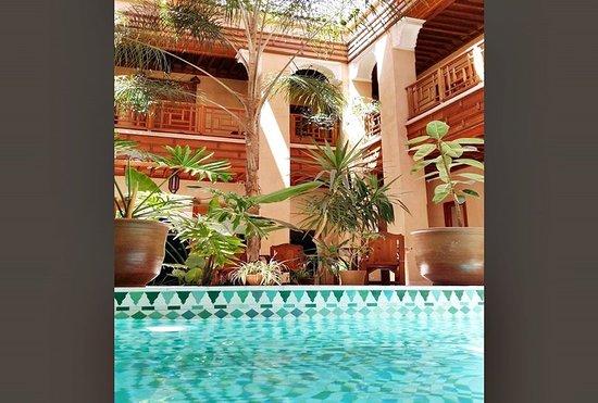 Al Ksar Riad & Spa: Pool
