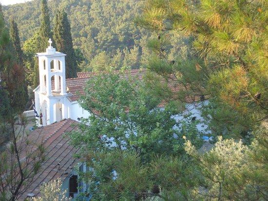 Monastery of Evaggelismos Mounde