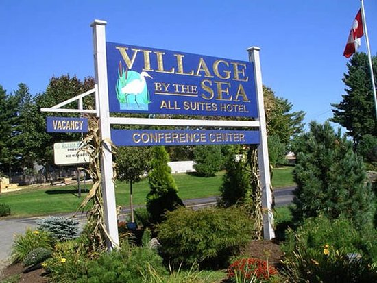 Village by the Sea: Exterior