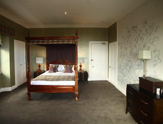 Lundin Links, UK: Guest room