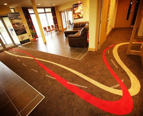 Belmore Court Motel: Lobby