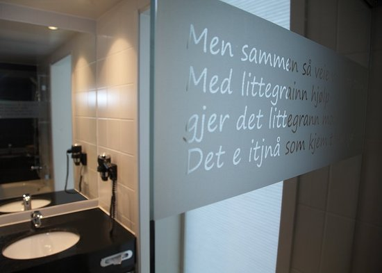 Namsos, Norway: Guest room