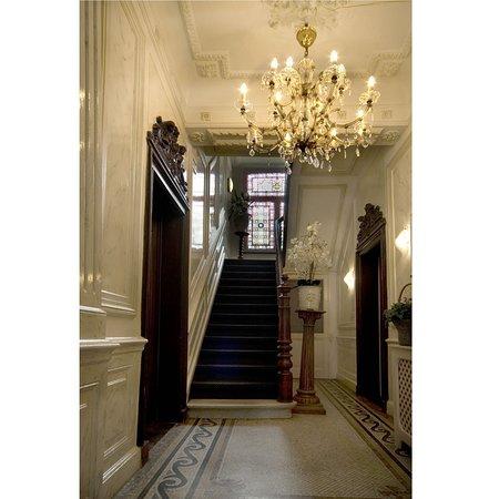 Hotel d'Orangerie: Lobby