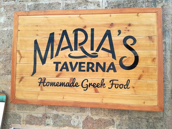 Marias Taverna : Taverna