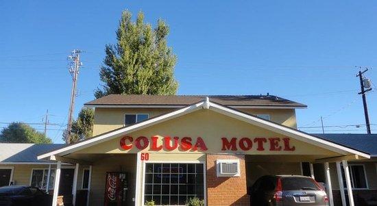 Colusa, Kalifornien: Exterior