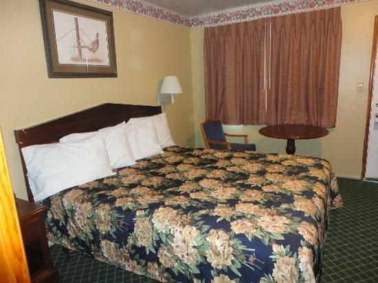 Colusa, Kalifornien: Guest room