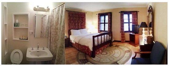 Lake Forest, IL: Guest room