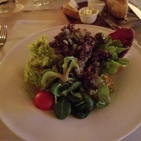 Abendessen bei Höhwald