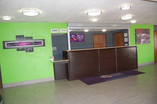 Stay Express Inn Dallas - Fair Park / Downtown : Lobby