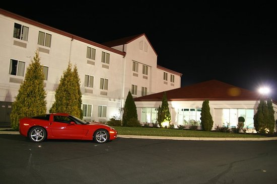 Hampton Inn Sandusky-Central: Pool
