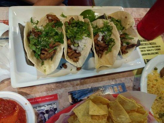 Loxley, Алабама: Steak Tacos