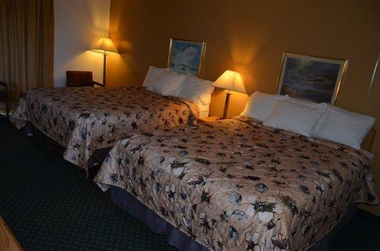 Ebensburg, PA: Guest room