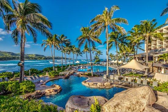 Turtle Bay Hilton Helipad : Carte - Hawaï - Mapcarta