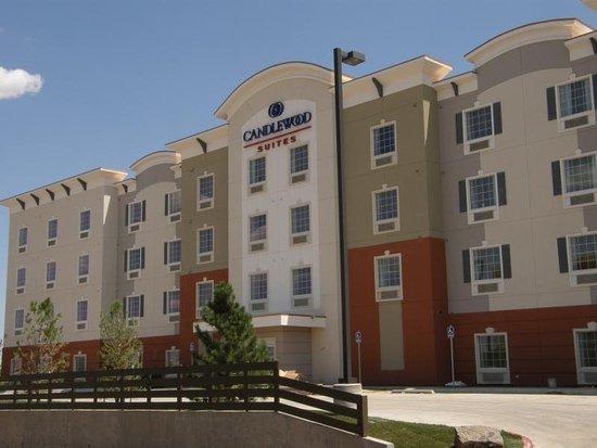 Candlewood Suites Amarillo-Western Crossing: Exterior