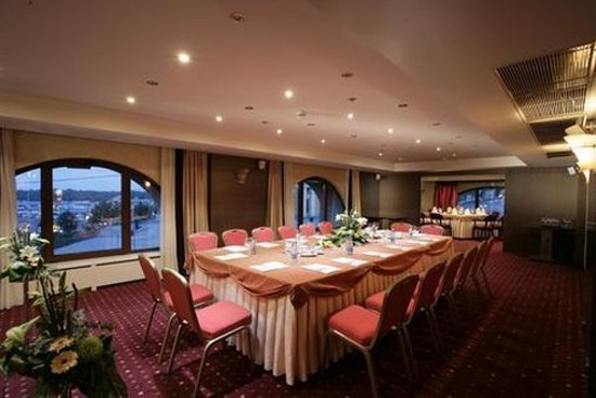 Boutique Hotel Riviera on Podol: Meeting room