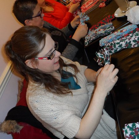 Mother Murphy's Tearoom: I love doung crafting & chatting