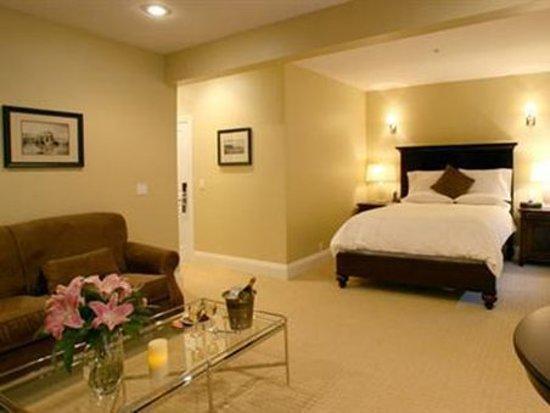 The Gables Inn Sausalito: Guest room