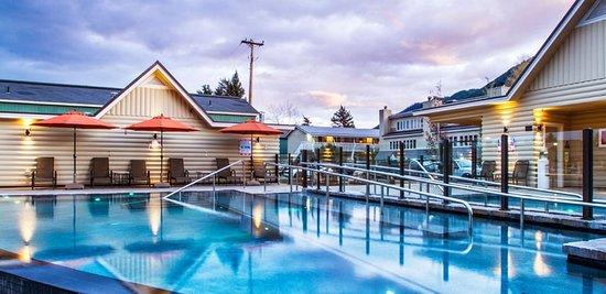 Jackson Hole Lodge: Pool