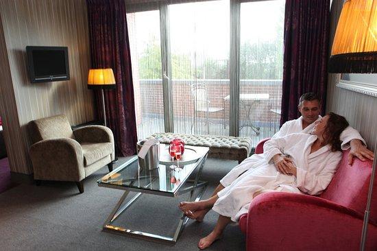 Mijdrecht, Belanda: Guest room