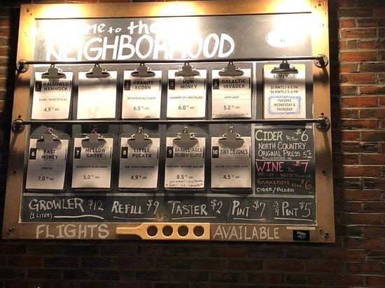 Neighborhood Beer Co. Foto