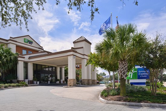 Holiday Inn Express Hotel & Suites New Orleans Airport South: Exterior